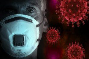 Atemschutzmaske gegen Corona-Virus
