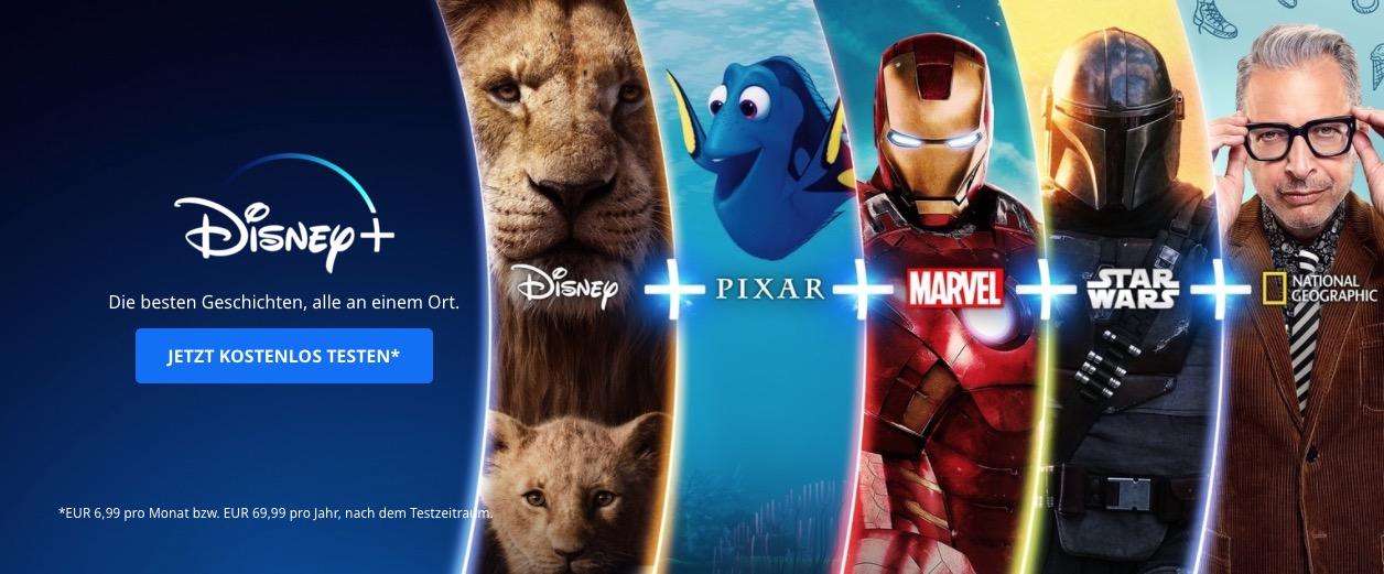 Disney Plus Preise