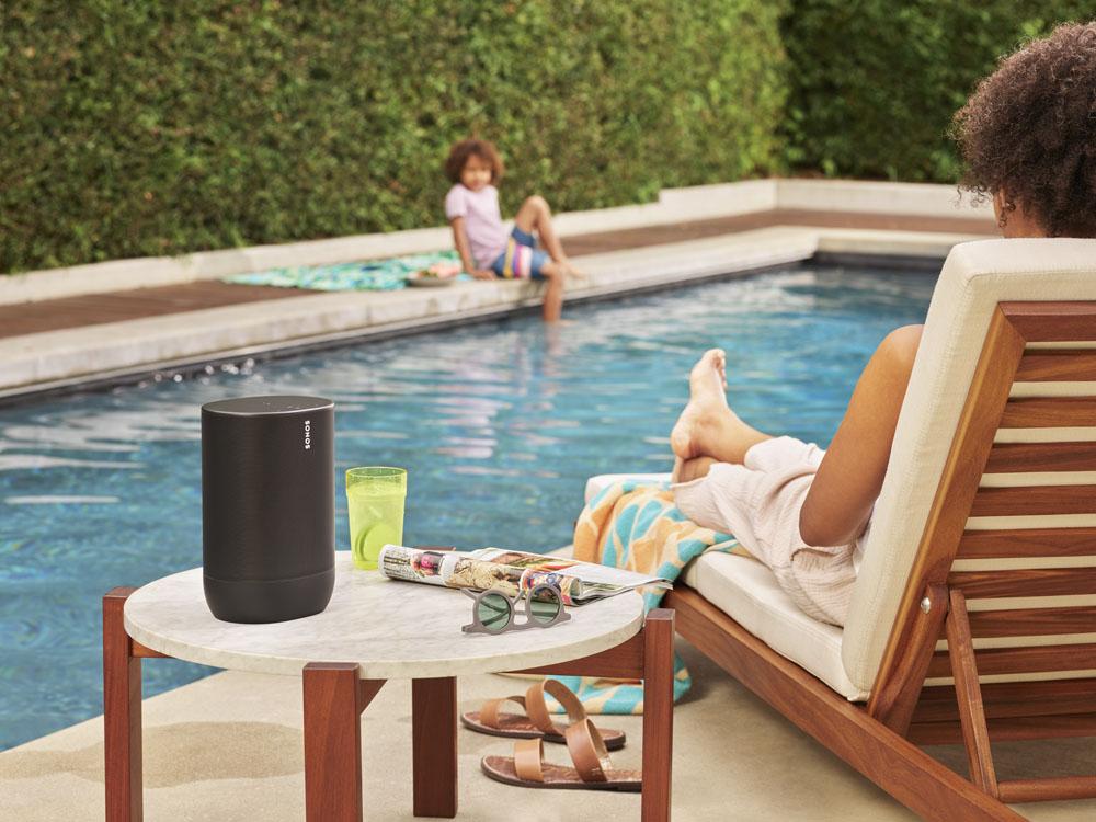 Sonos Move - Probleme mit Alexa