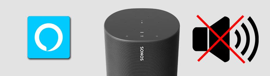 Sonos Move Bestätigungs-Ton aus / deaktivieren