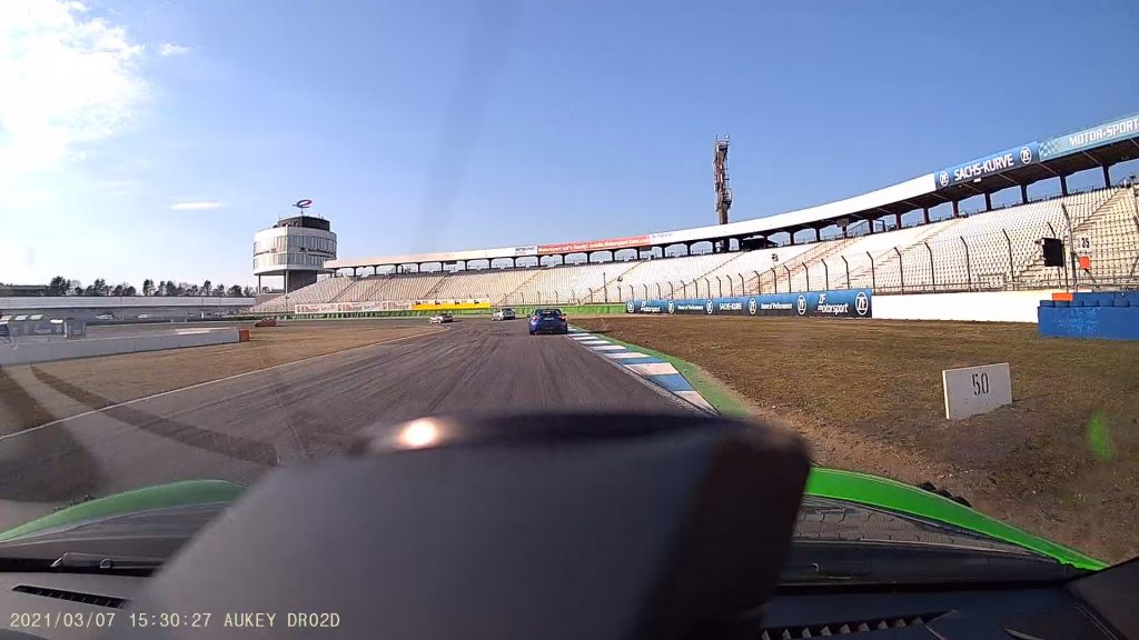 Apeman C550 Dashcam / aukey dashcam trackday nordschleife kamera - footage video 3