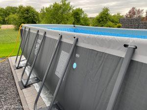 Intex Pool Befüllung Gartenschlauch XTR
