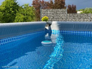 Intex Pool Ultraframe Zubehör
