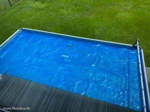 Intex Pool Abdeckung Plane