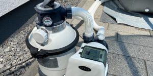 Intex Sandfilteranlagen Test Vergleich Unterschiede