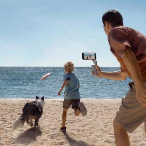 DJI OM 5: Neuer Vlog Gimbal mit Selfie-Stick vorgestellt