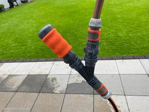 Reinigungsmittel Fassadenreinigung Mischer